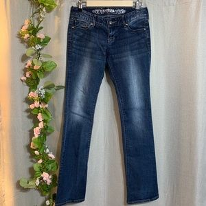 Express Jeans Stella Low Rise Regular Fit